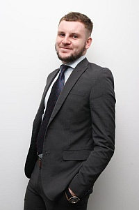 Estate Agent Jake McCabe